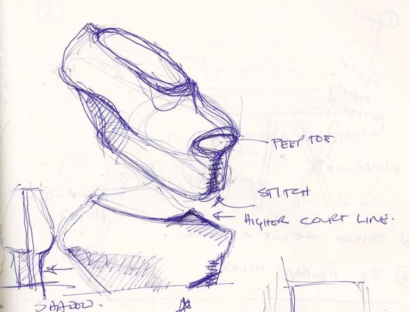 manchu sketch